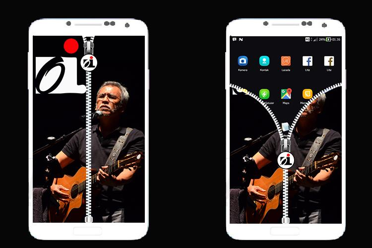 Iwan Fals Lock Screen For Android Apk Download