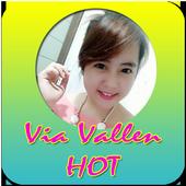 Via Vallen Hot icon