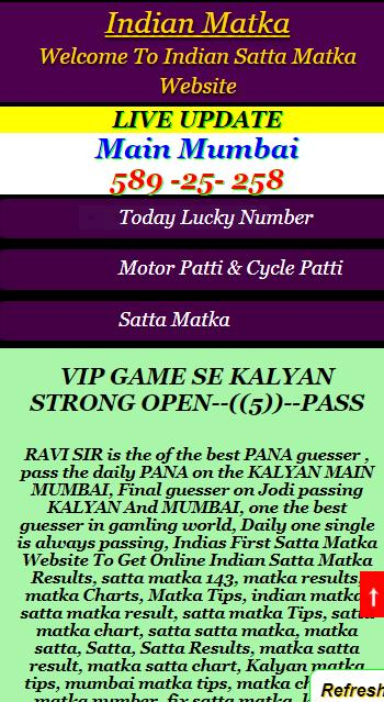 Indian Matka Satta live result cho Android - Tải về APK