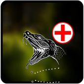 Snake Bite Emergency Tips icon