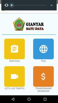 Gianyar Satu Data poster