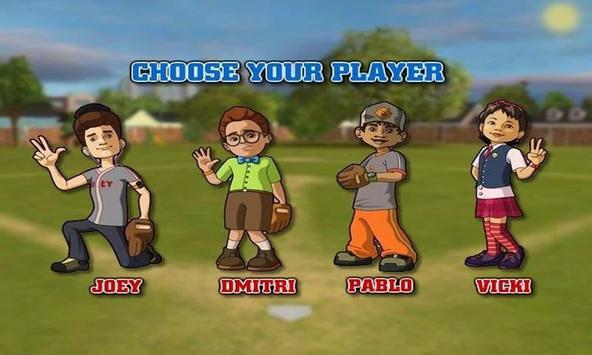 Flick Baseball apk screenshot