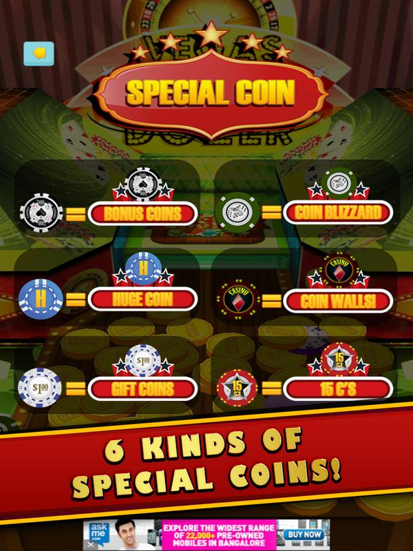 Coin dozer web game 9/2018 : Funny cat pushing things off table