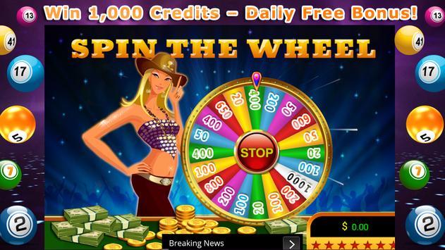 Lucky Keno Numbers Bonus Casino Games Free screenshot 1