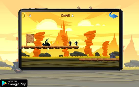 Samurai Moto jak 2017 apk screenshot