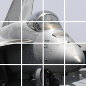 Fighter Puzzle A icon