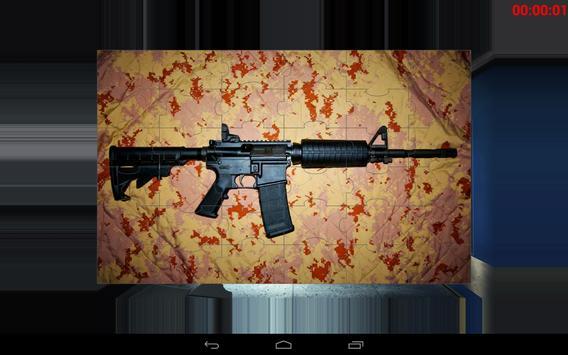 Guns Puzzle screenshot 6
