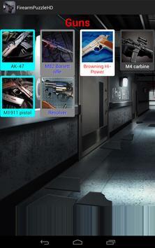 Guns Puzzle screenshot 8
