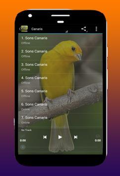 Collection de sons d'oiseaux screenshot 2