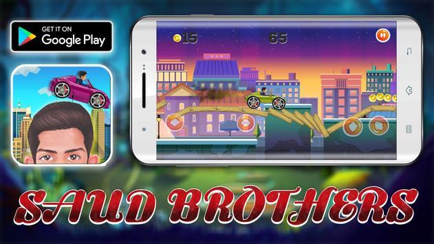 Saud Brother Supercars Adventures apk screenshot