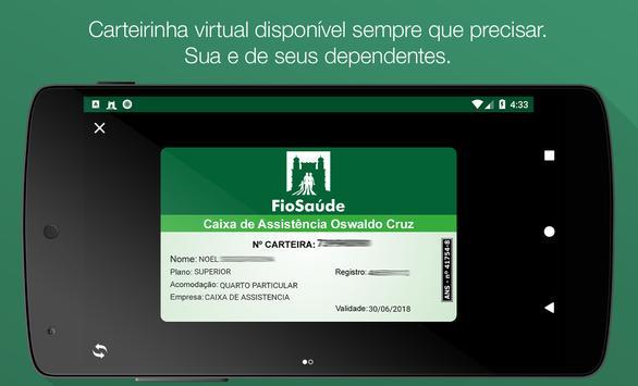 FioSaúde screenshot 5