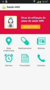 Saúde AMS apk screenshot