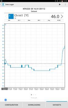 Sauermann Data Logger screenshot 8