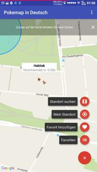 Pokemap apk screenshot