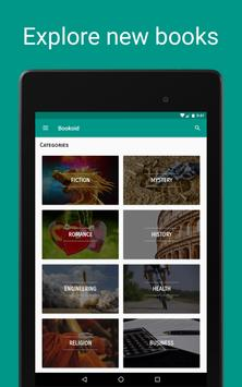 Bookoid - Discover, read books apk screenshot