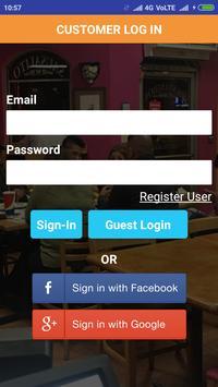 Sausalito Restaurant screenshot 1