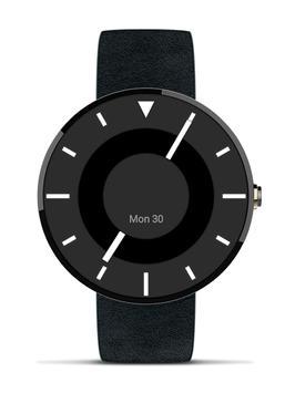 Dartboard Watch Face apk screenshot