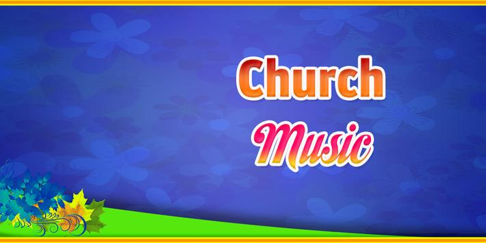 Church Music poster