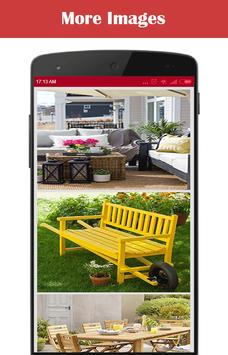 DIY Outdoor Furniture poster