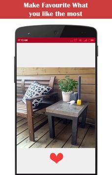 DIY Outdoor Furniture screenshot 1