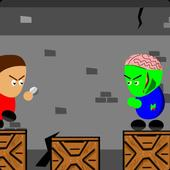 Little Dougie: Zombie Escape ! icon