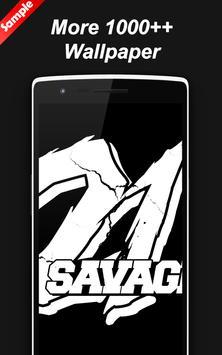 21 Savage Wallpaper Art HD - Zaeni screenshot 1