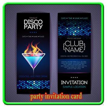 Party Invitation Card screenshot 7