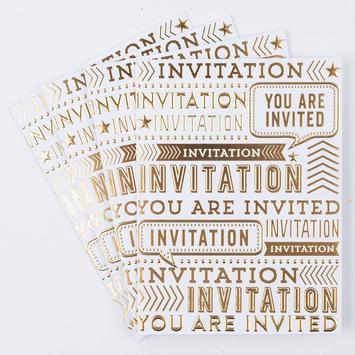 Party Invitation Card screenshot 1