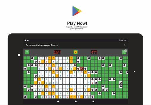 Minesweeper Deluxe - Classic Game from Savanasoft screenshot 6