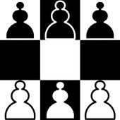 Hexapawn icon