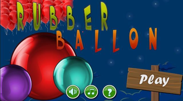 Rubber Balloon poster