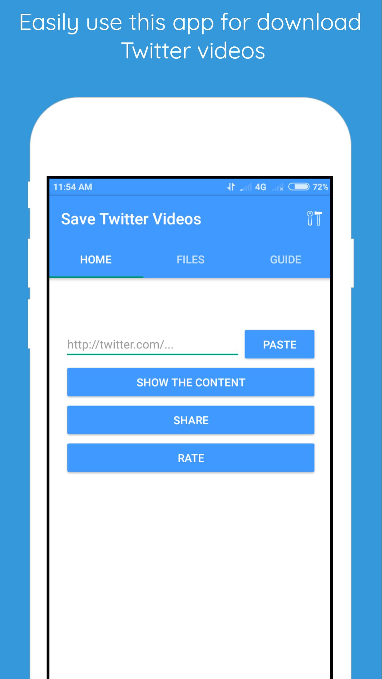 Save Twitter Videos | GIFS and Images for Android - APK Download