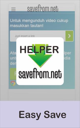 how to download savefrom net