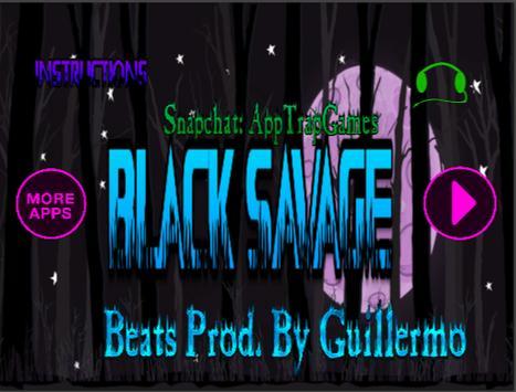 BLACK SAVAGE screenshot 1
