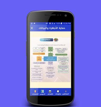 تطبيق الوحدة السادسة apk screenshot