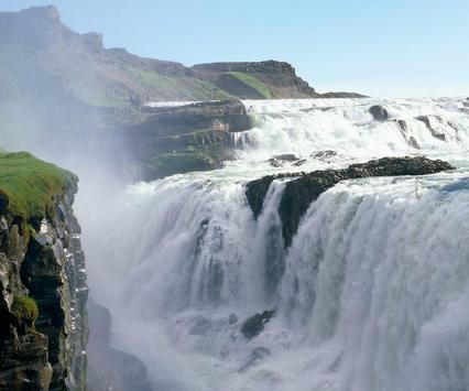 Waterfalls Wallpaper apk screenshot