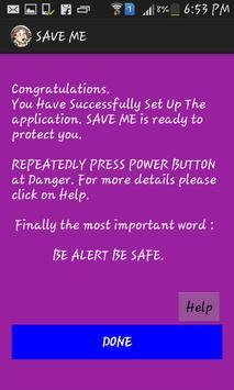 Save Me!! apk screenshot