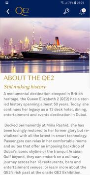 QE2 Hotel poster