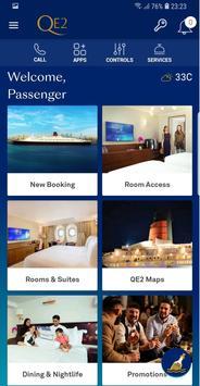 QE2 Hotel screenshot 1