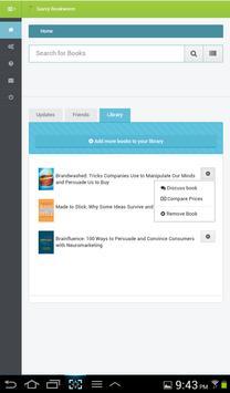 Savvy Bookworm apk screenshot