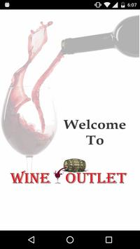 Wine Outlet poster