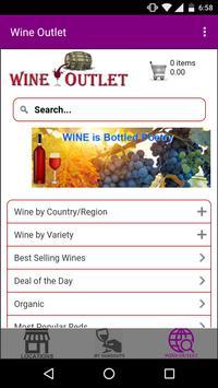 Wine Outlet screenshot 3