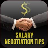 Salary Negotiation Tips icon