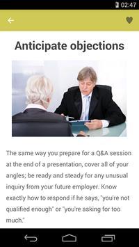 Salary Negotiation Tips screenshot 2