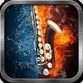 Saxophone Live Wallpaper icon