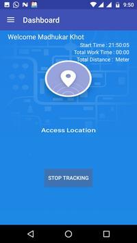 Tracker ACCS screenshot 1