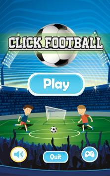 Click Football poster