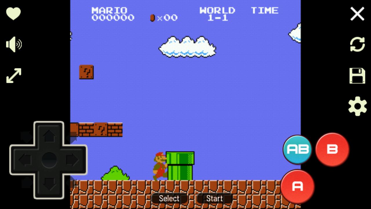 Ultimat Nes And Snes Game Emulator Pro For Android