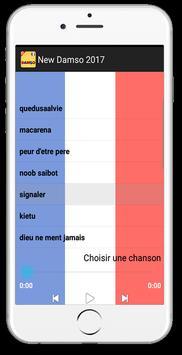 Ecoutez Damso 2017 apk screenshot