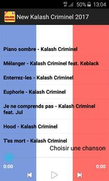 Kalash Criminel 2017 apk screenshot